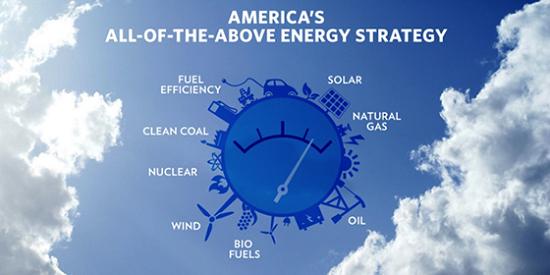 全方位的エネルギー戦略