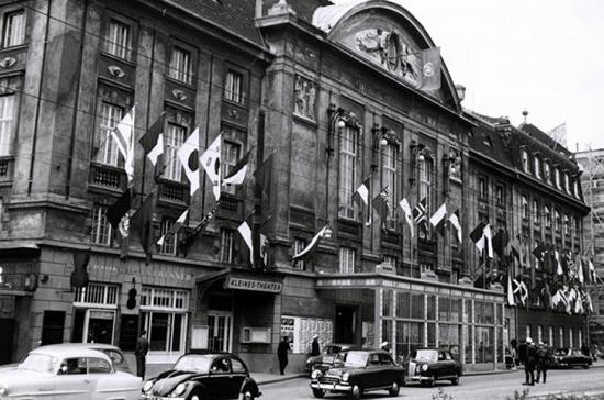 1957年第1回IAEA総会
