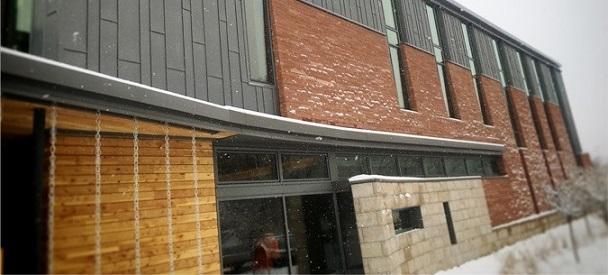 RMIのホームページのブログ、Airtightness in Buildingsから