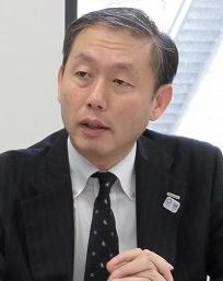 名倉 誠氏